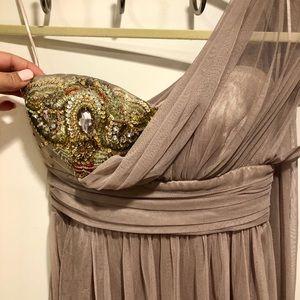 Grecian Evening Dress